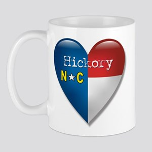 Love Hickory North Carolina Mug