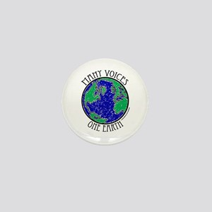 One Earth #2 Mini Button