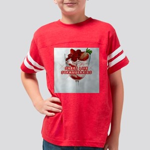 3251 Youth Football Shirt