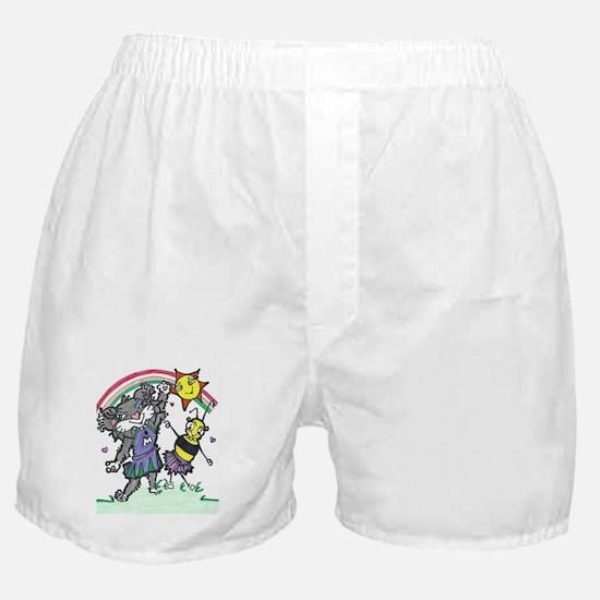 Funny Myah Boxer Shorts