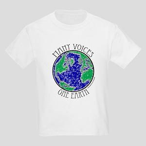 One Earth #2 Kids T-Shirt