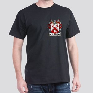 Cassidy Coat of Arms Dark T-Shirt