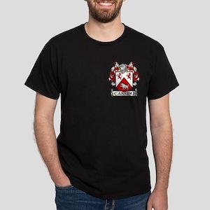 Cassidy Coat of Arms Dark T-Shirt