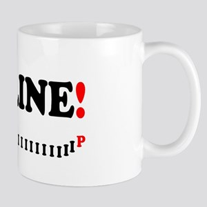ZIPLINE! Mugs