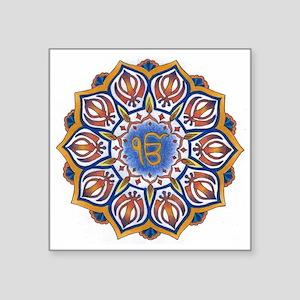 Ek Onkar Mandala Sticker
