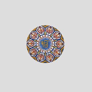 Ek Onkar Mandala Mini Button