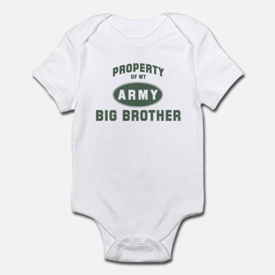 Property of my Big Brother Infant Bodysuit