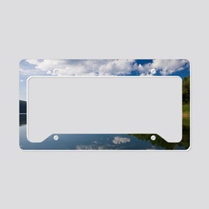 A Perfect Summer Day License Plate Holder