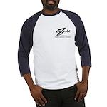 Z black Baseball Jersey