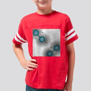 hydrogen bond Youth Football Shirt