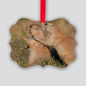 The Guardian Picture Ornament
