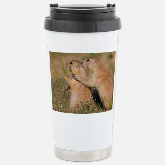 The Guardian Stainless Steel Travel Mug