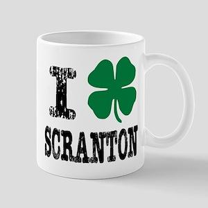 Scranton Irish Mugs