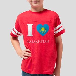 ilovekaz4 copy Youth Football Shirt