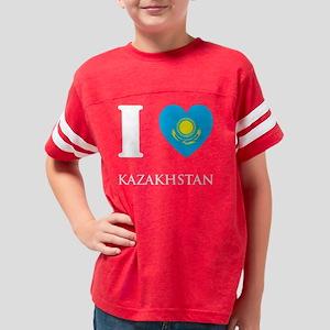 2-ilovekaz4 copy Youth Football Shirt