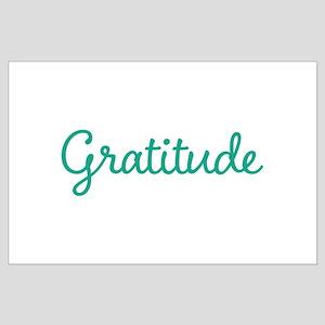 Gratitude Posters