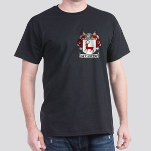 McCarthy Coat of Arms Dark T-Shirt