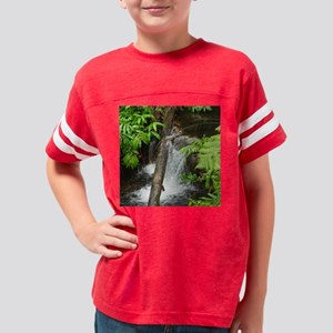 Tropical Stream Youth Football Shirt