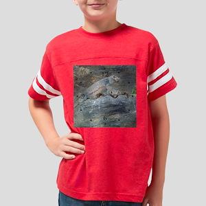 (5)chuckwalla_head_stand Youth Football Shirt