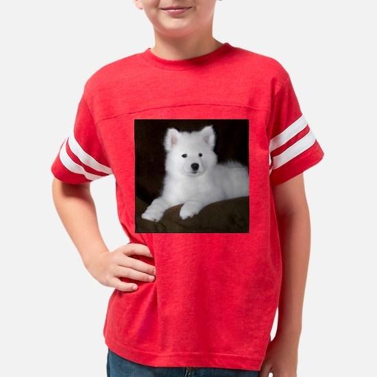 LeviCafePress Youth Football Shirt