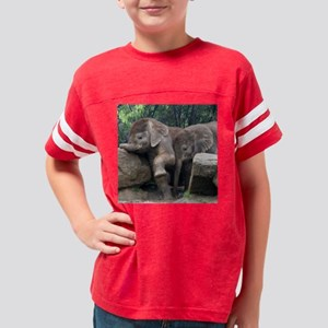 ele rocks Youth Football Shirt