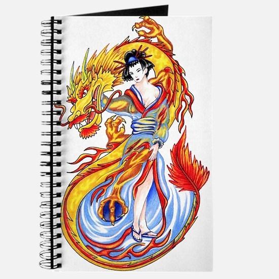 Geisha and Dragon Journal