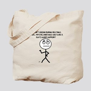 Good Support Tote Bag