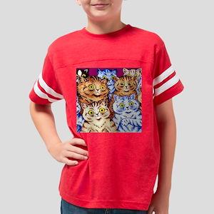 vWains Crazy Cats SQ Youth Football Shirt