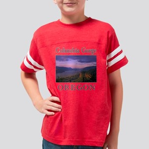 gorge_10t Youth Football Shirt