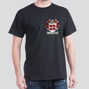 Clancy Coat of Arms Dark T-Shirt
