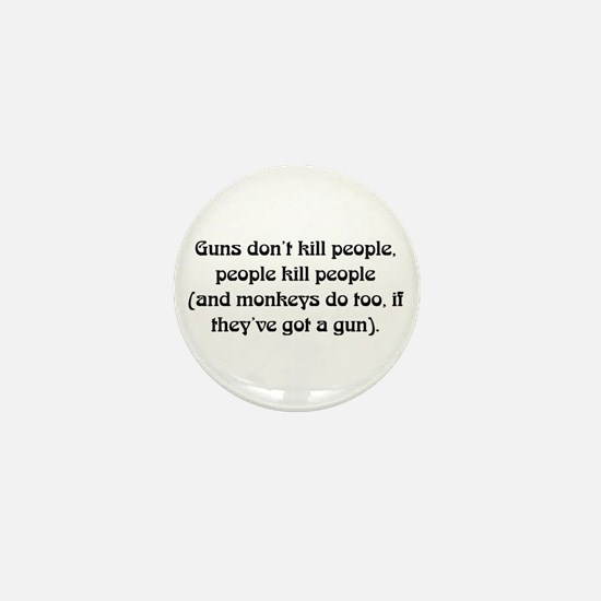 Funny Comedy Mini Button