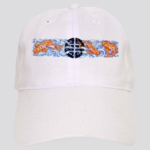 Waves of Good Fortune Cap