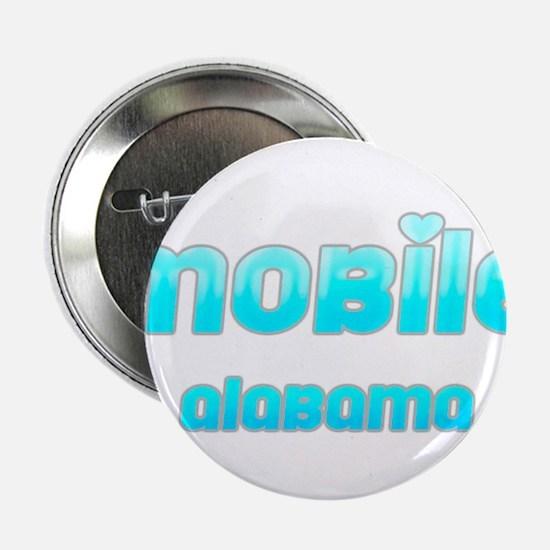 "Mobile, Alabama 1 2.25"" Button (10 pack)"