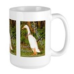 Indian Runner Duck Large Mug