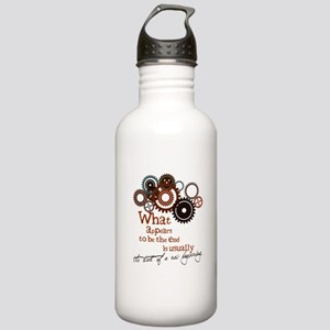 New Beginning Water Bottle