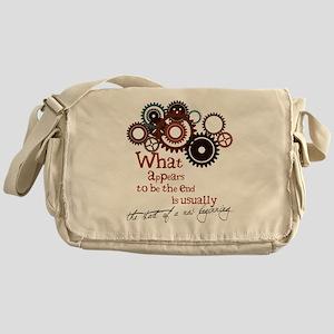 New Beginning Messenger Bag