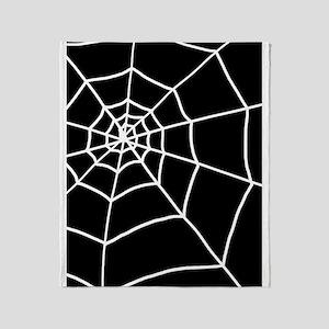 'Cobweb' Throw Blanket
