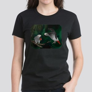 Greys in the Wild Women's Dark T-Shirt