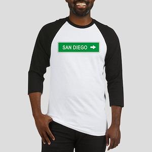 Roadmarker San Diego (CA) Baseball Jersey