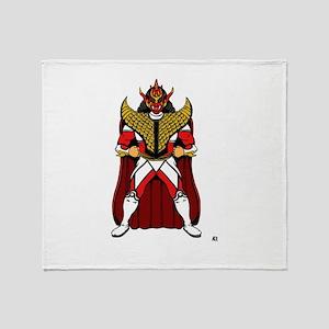 Jushin Liger Throw Blanket