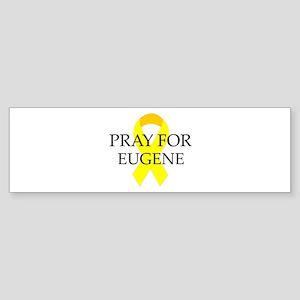 Pray for Eugene Bumper Sticker