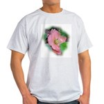 Camellia Japonica Light T-Shirt