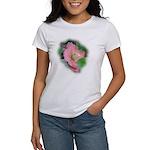 Camellia Japonica Women's T-Shirt
