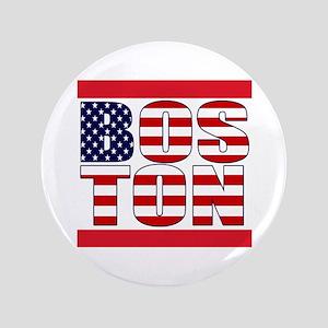 """Boston Pride 3.5"""" Button"""