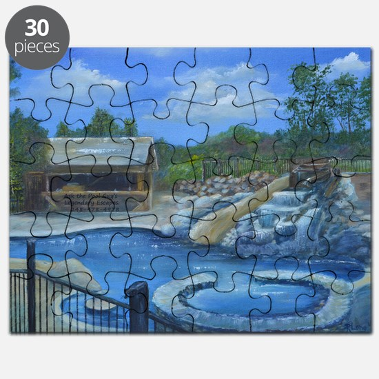 Rocky Mountain Pool Puzzle