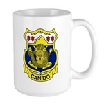 15th Infantry Regiment Large Mug