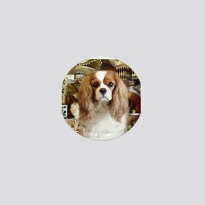 Cavalier King Charles Spaniel Mini Button