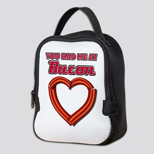 You Had Me At BACON Neoprene Lunch Bag