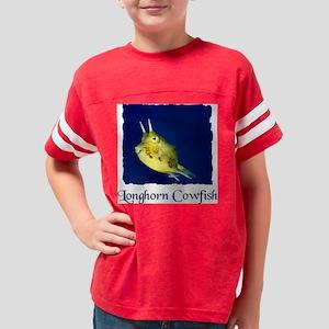 cowfish shirt Youth Football Shirt