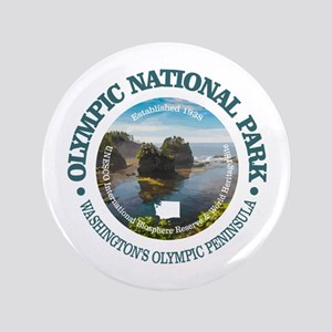Olympic National Park Button